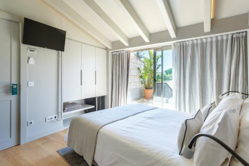 Habitación Doble Superior con terraza Casa Ládico - Hotel Boutique 35