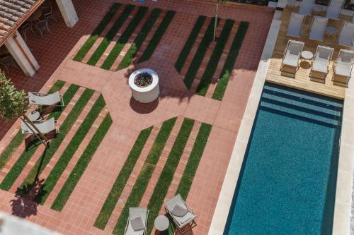 Habitación Doble Superior con terraza Casa Ládico - Hotel Boutique 34