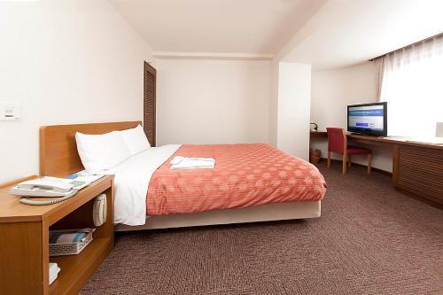 Kumegawa Wing Hotel - Accommodation - Higashi-murayama