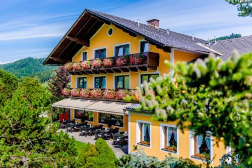 Gasthof Landhotel Hubmann - Hotel - Kleinlobming