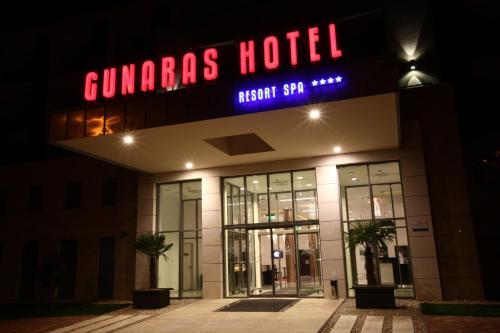 Hotel-overnachting met je hond in Gunaras Resort Spa Hotel - Dombóvár