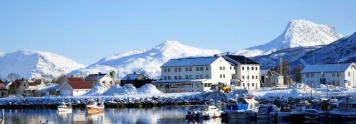 Hotel-overnachting met je hond in Reisafjord Hotel - Sørkjosen