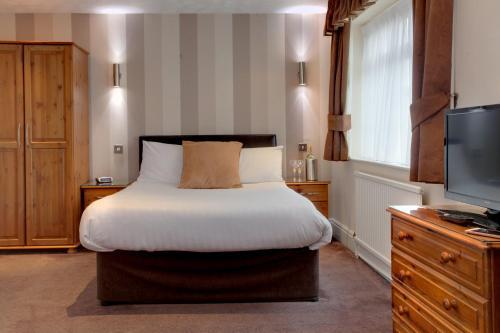 Khách sạn Best Western Bolholt Country Park