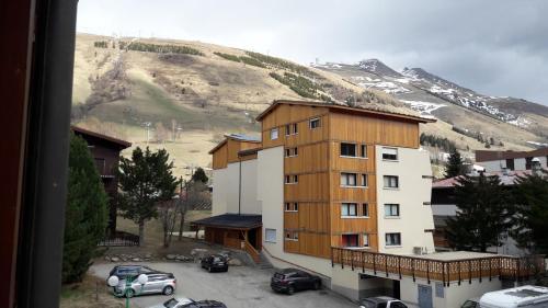 Résidences l'Alpina Lodge Les Deux Alpes