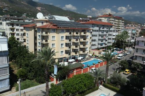 Alanya Novella Apart Hotel fiyat
