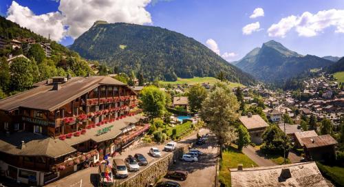 Le Dahu Hotel-Chalet de Tradition Morzine