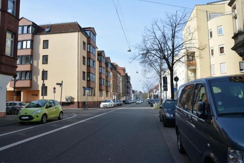 Hotel-overnachting met je hond in Saarbrücken City Apartments - Saarbrücken