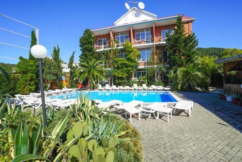 . Hotel U Morya