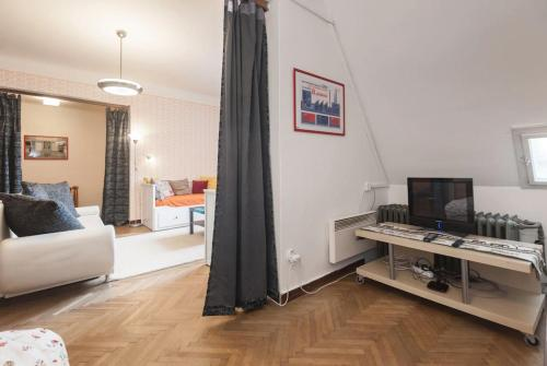 Velvet Revolution Apartment
