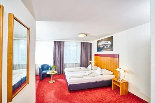 Hotel Meier City München impression