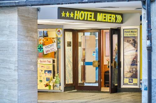 Hotel Meier City München photo 26