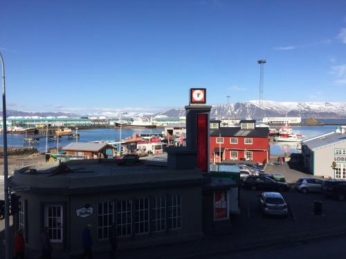 Downtown Reykjavik Hovedfoto