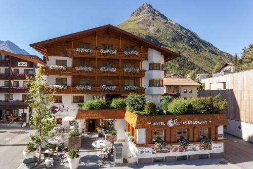Superior Hotel Rössle - Galtür