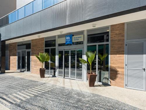 Фото отеля Ibis RJ Budget Praia de Botafogo