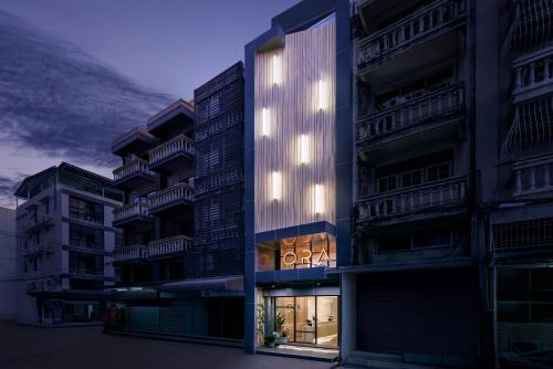 ORA Hostel Bangkok impression