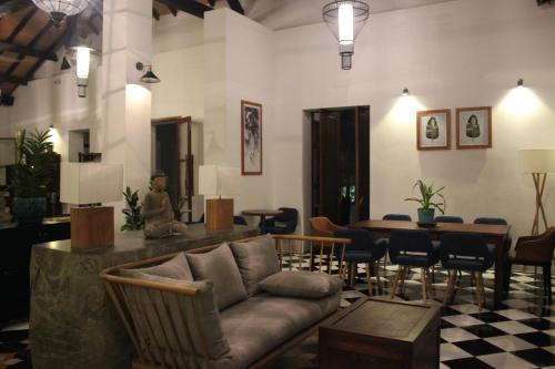 빌라 메종 콘 다오 부티크 호텔