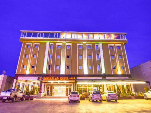 Trabzon Saylamlar Hotel yol tarifi
