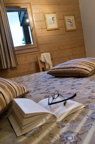 CGH Résidences & Spas Les Fermes de Ste Foy - Accommodation - Sainte-Foy Tarentaise