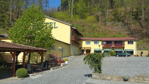 . Hotel Výpřež - Děčín