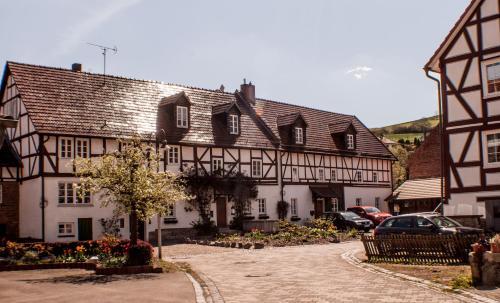 ". Apartmenthaus ""Am Gersthof"" am Nationalpark Kellerwald-Edersee"