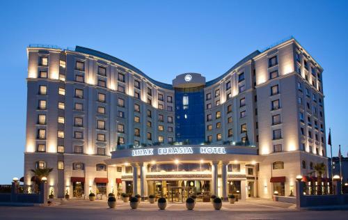 Istanbul Limak Eurasia Luxury Hotel fiyat