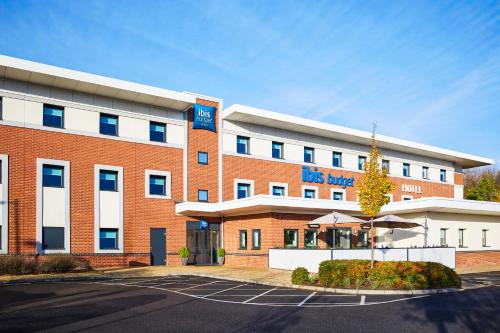 Hotel-overnachting met je hond in ibis budget Leicester - Leicester