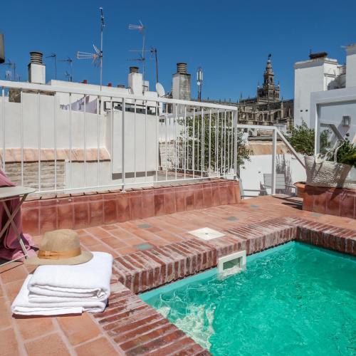 . Tomas Ibarra Pool & Luxury