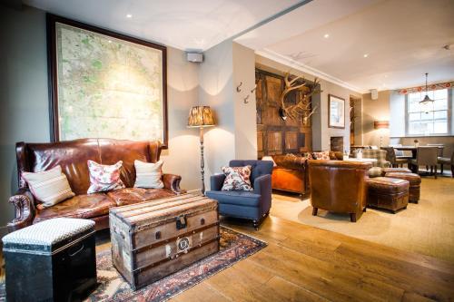 The Grosvenor Arms Hotel Review Shaftesbury Dorset Travel