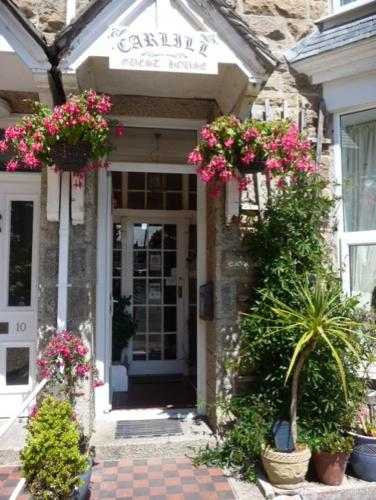 Carlill Guesthouse, St Ives, Cornwall