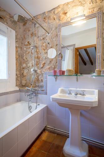 Standard Doppel- oder Zweibettzimmer Finca Hotel Es Castell 8