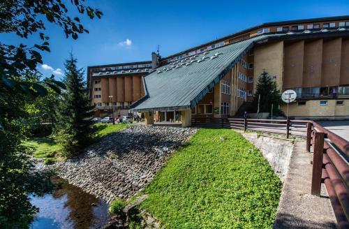 Accommodation in Harrachov