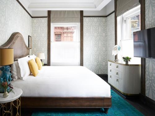 The Beekman, a Thompson Hotel room photos