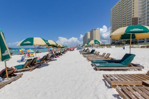 Twin Palms Resort By Book That Condo - Panama City Beach, FL 32407