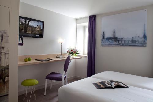 صور غرفة Mercure Paris Notre Dame Saint Germain des Prés
