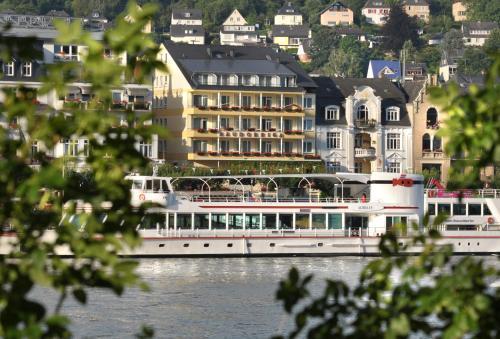 . Baudobriga Rheinhotel