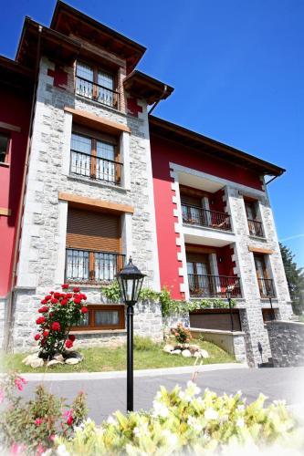 . Apartamentos Rurales La Viña