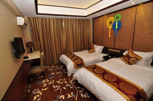 Kunming Zhong Wang Hot spring Hotel
