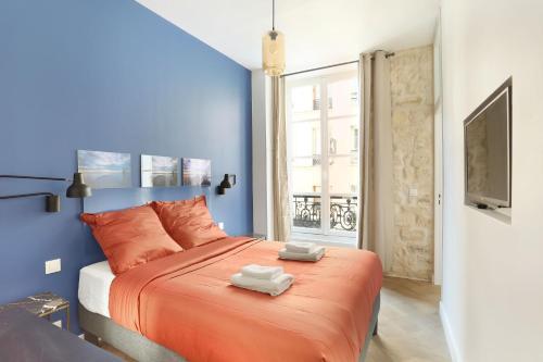 Charming apartment rue de Bretagne photo 12