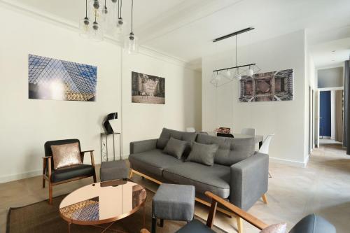 Charming apartment rue de Bretagne photo 19