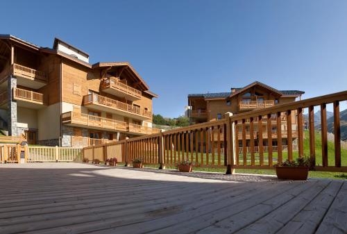Фото отеля CGH Residences & Spas Les Clarines