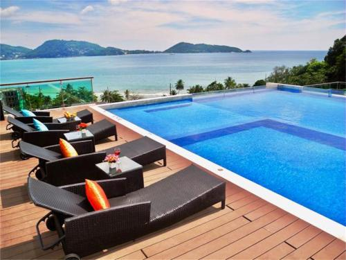 The Privilege Residence : 1 Bedroom apartment in Patong The Privilege Residence : 1 Bedroom apartment in Patong