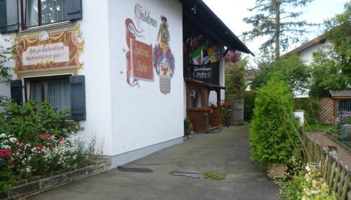 Gästehaus Andreas Hofer - Accommodation - Garmisch-Partenkirchen