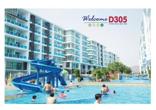 My Resort Hua Hin By D305 My Resort Hua Hin By D305