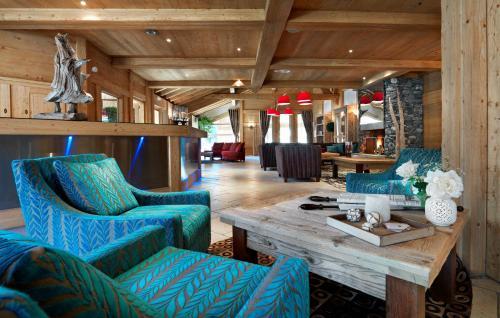 CGH Résidences & Spas La Reine des Prés - Accommodation - Samoëns
