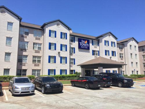 InTown Suites Extended Stay Atlanta-Marietta