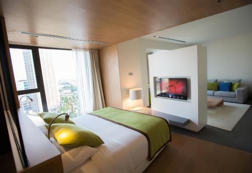 Foto - Seen Hotel Abidjan Plateau