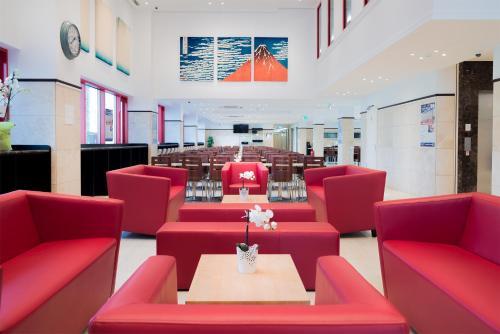 Toyoko Inn Frankfurt am Main Hauptbahnhof impression