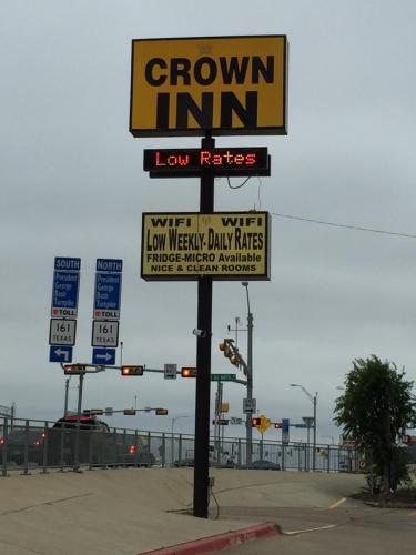 Crown Inn Grand Prairie
