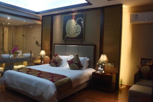 Qionghai Xiangshang Aihua Hotel