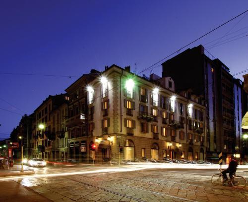 Via Molino Delle Armi 1 - Angolo Corso Italia, Milan 20123, Italy.